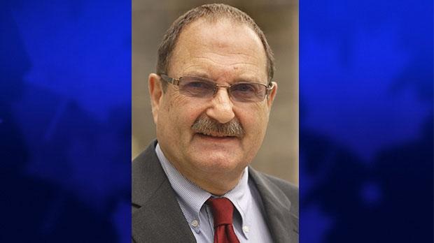 Cortland County District Attorney Mark Suben