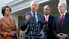 U.S. House and Senate hopeful on fiscal cliff