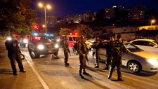 Jerusalem comes under rocket attack