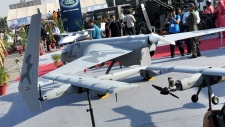 Pakistan developing armed drones
