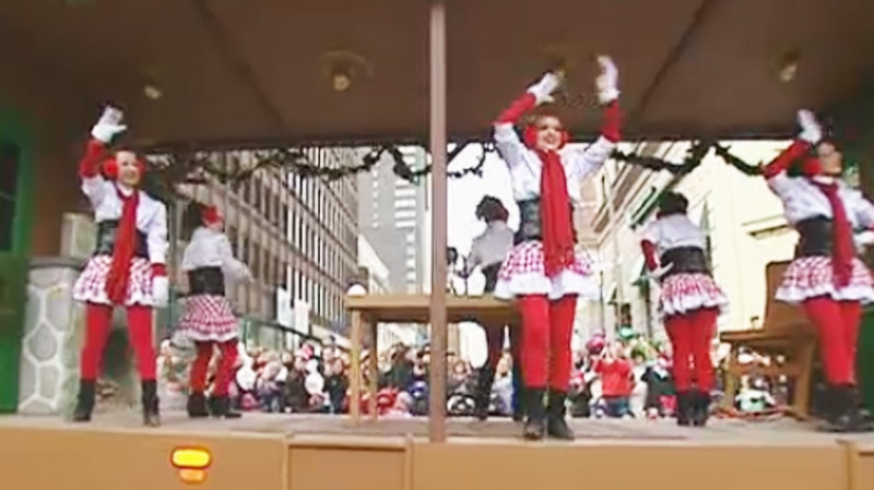 Over 1,000 entertainers showed their talents at the parade Saturday.