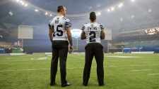 Argos to play Als in CFL Eastern Final