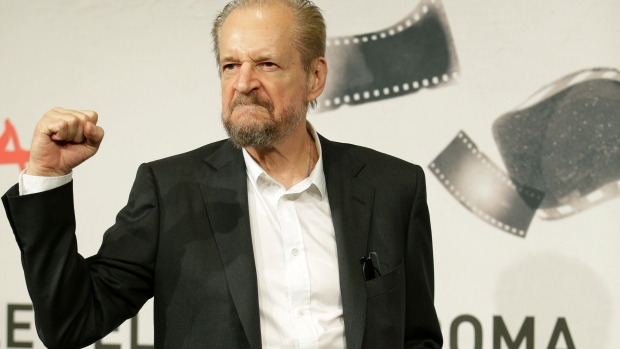 Larry Clark in Rome, Nov. 17, 2012.