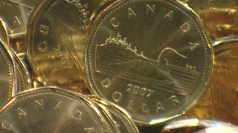 Canadian dollar; loonie; parity