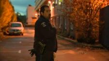 Saanich, B.C. inn stabbing