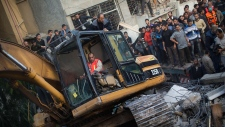 Death toll rising in Gaza