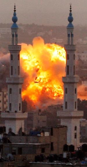 Gaza gallery