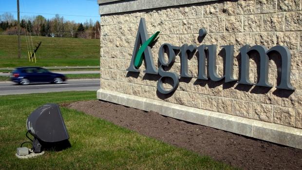 Agrium, Calgary,