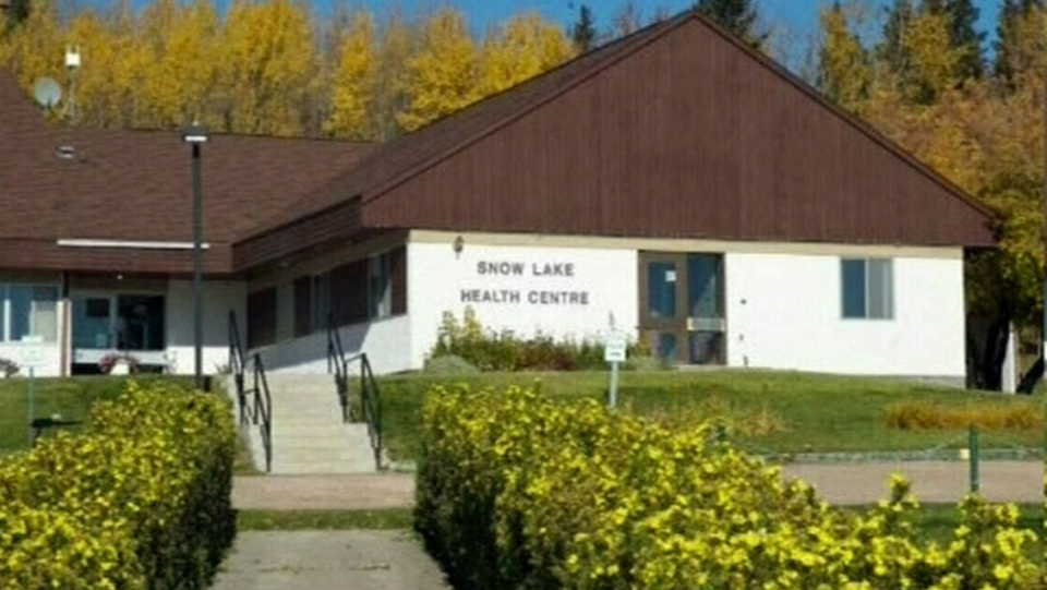 Victims of a fatal plane crash were taken to the Snow Lake Health Centre in Snow Lake, Manitoba.