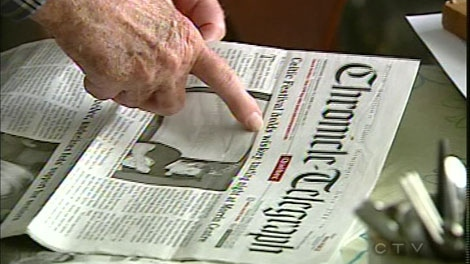 Reader Edward Gunn said he noticed the quality of the newspaper had deteriorated.