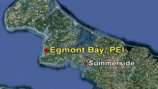Egmont Bay