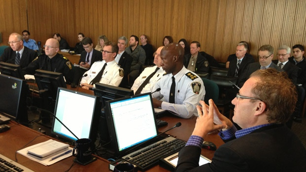Photo radar issue before city committee