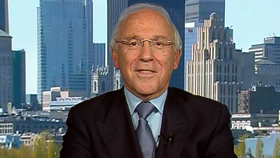 Astral Media President and C.E.O. Ian Greenberg speaks with CTV News Channel, Monday, Nov. 19, 2012.