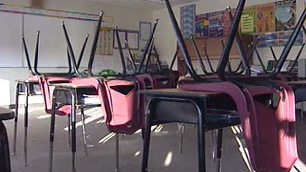 school, chairs, classroom, generic