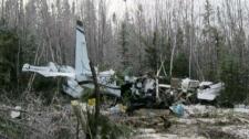 Snow Lake, Manitoba plane crash
