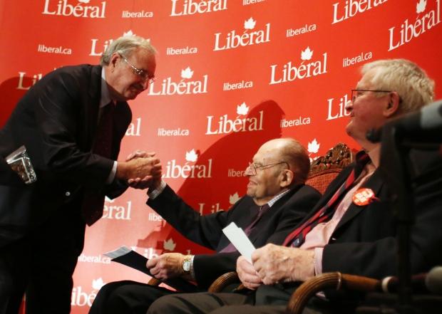 Paul Martin Liberals 2015