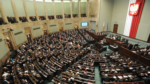 Polish arrest of alleged Parliament attack plotter