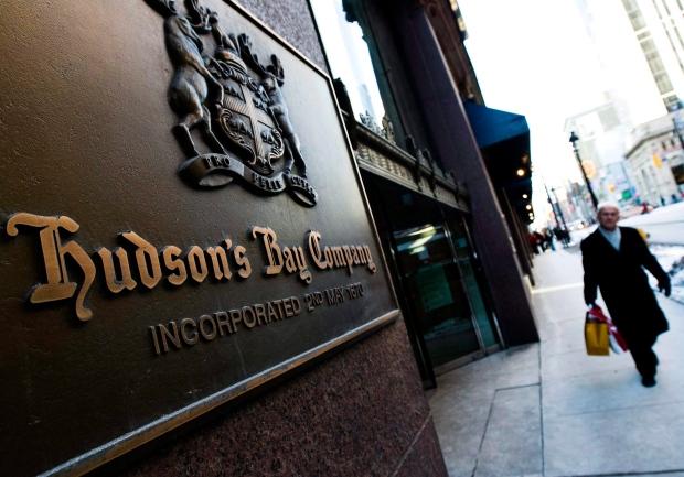 Hudson's Bay Company, IPO