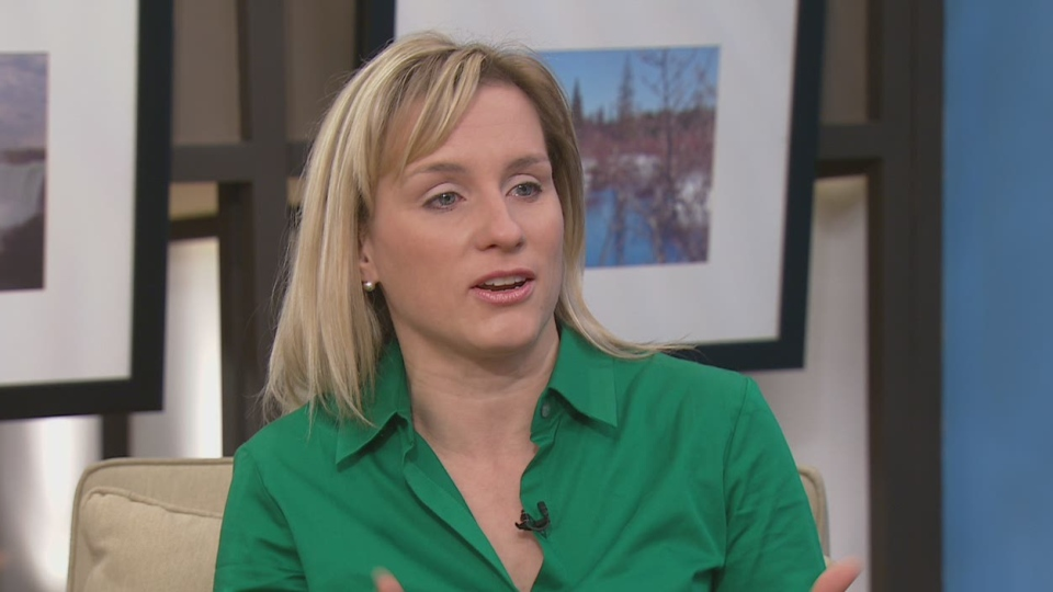 Registered dietitian Jennifer Sygo shared tips to help underweight individuals gain pounds on CTV's Canada AM on Nov. 20, 2012.