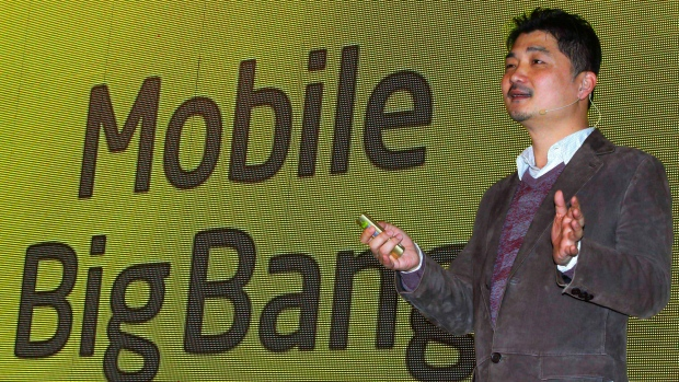 Kakao Talk founder and Chairman Brian Kim