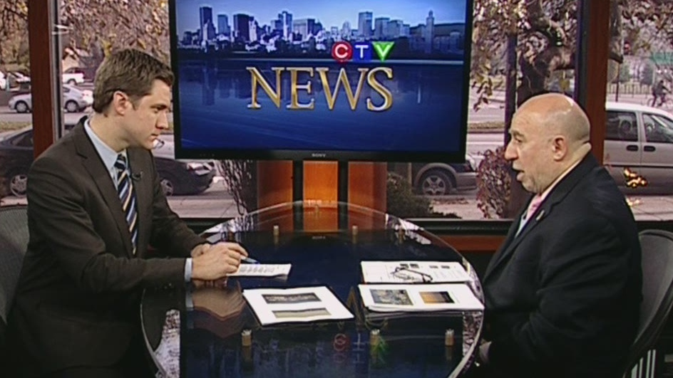 CTV Montreal: Analysis: Luciano Del Negro on Gaza attacks