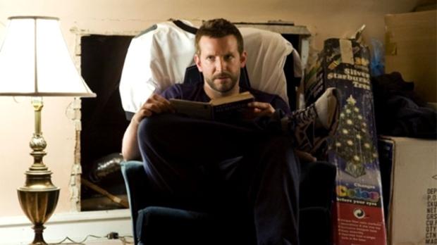 Bradley Cooper in 'Silver Linings Playbook'