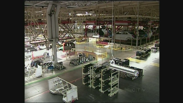 No tentative deal between gm and cami assembly workers for Floors xtra inc ingersoll on