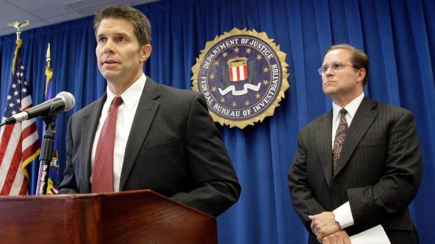 FBI arrest four California men