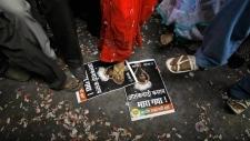 India hangs gunman from 2008 Mumbai attacks