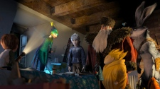 The cast of 'Rise of the Guardians'
