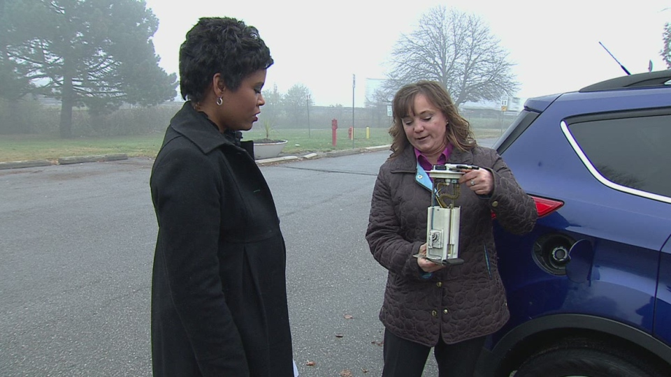Car specialist Kelly Williams shared tips to extend a vehicle's life on Canada AM on Nov. 21, 2012.