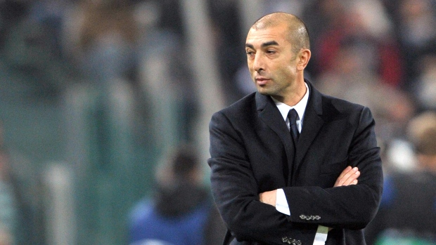 Roberto Di Matteo, Chelsea coach