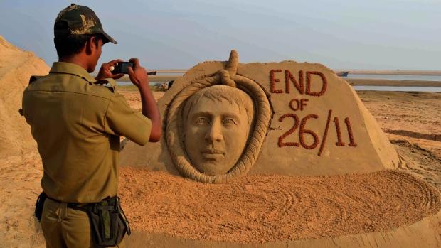 Lone surviving Mumbai gunman executed in India