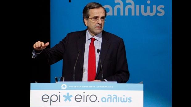 Samaris pushing for Greek loan deal