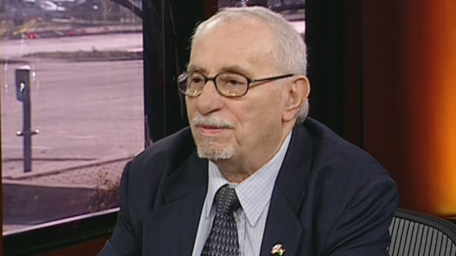 Nicolas Sayegh of the Canadian-Palestinian Foundation of Quebec