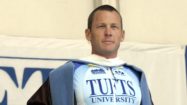 Lance Armstrong Tufts University