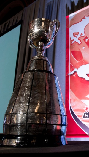 Grey Cup Festivities in Toronto