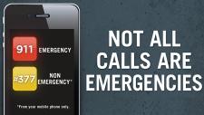 Edmonton Police Service, 911, 377