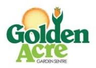 Golden Acre Garden Sentre logo