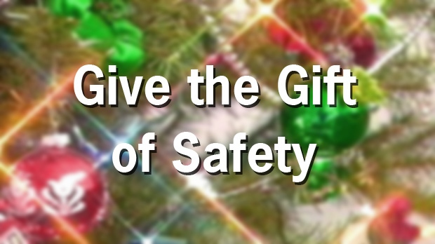 Give the Gift of Safety Campaign
