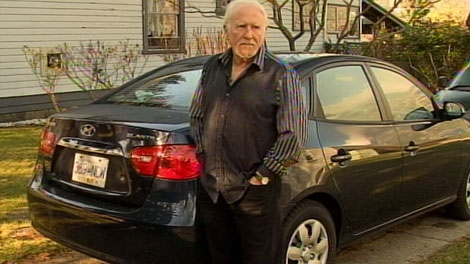 Sex therapist Dr. David Hersh wants licence plates advertising his profession, but ICBC has refused. Nov. 11, 2010. (CTV)