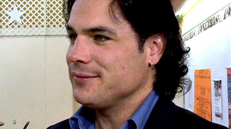 Senator Patrick Brazeau is seen in this file photo.