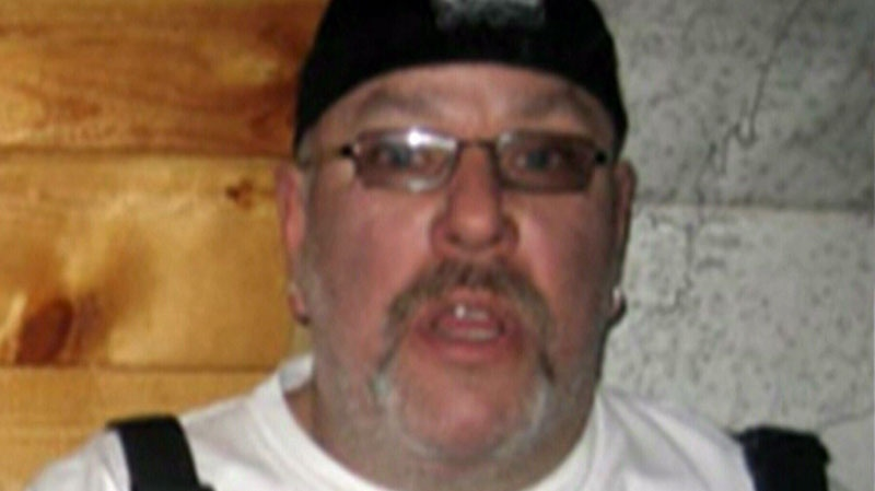 UN gang co-founder Doug Vanalstine is seen in this undated file photo. (CTV)