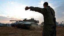 Gaza Israel border ceasefire truce Egypt
