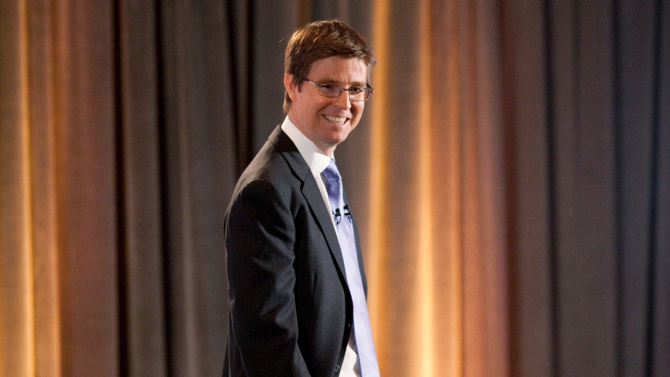 Galen Weston, Executive Chairman of Loblaw Companies, attends their AGM in Toronto on Thursday, May 3, 2012. Weston continues to hold the No. 2 spot on the list of wealthiest Canadians. (Chris Young / THE CANADIAN PRESS)