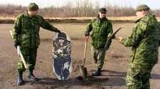 Canadian Forces injured reservists equality