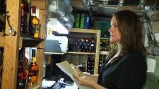 Restaurant liquor budget Quebec tax hike