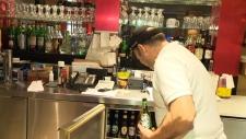 Quebec tax hike liquor beer spirits restaurants