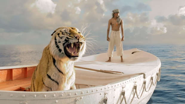 Life of Pi Golden Globes