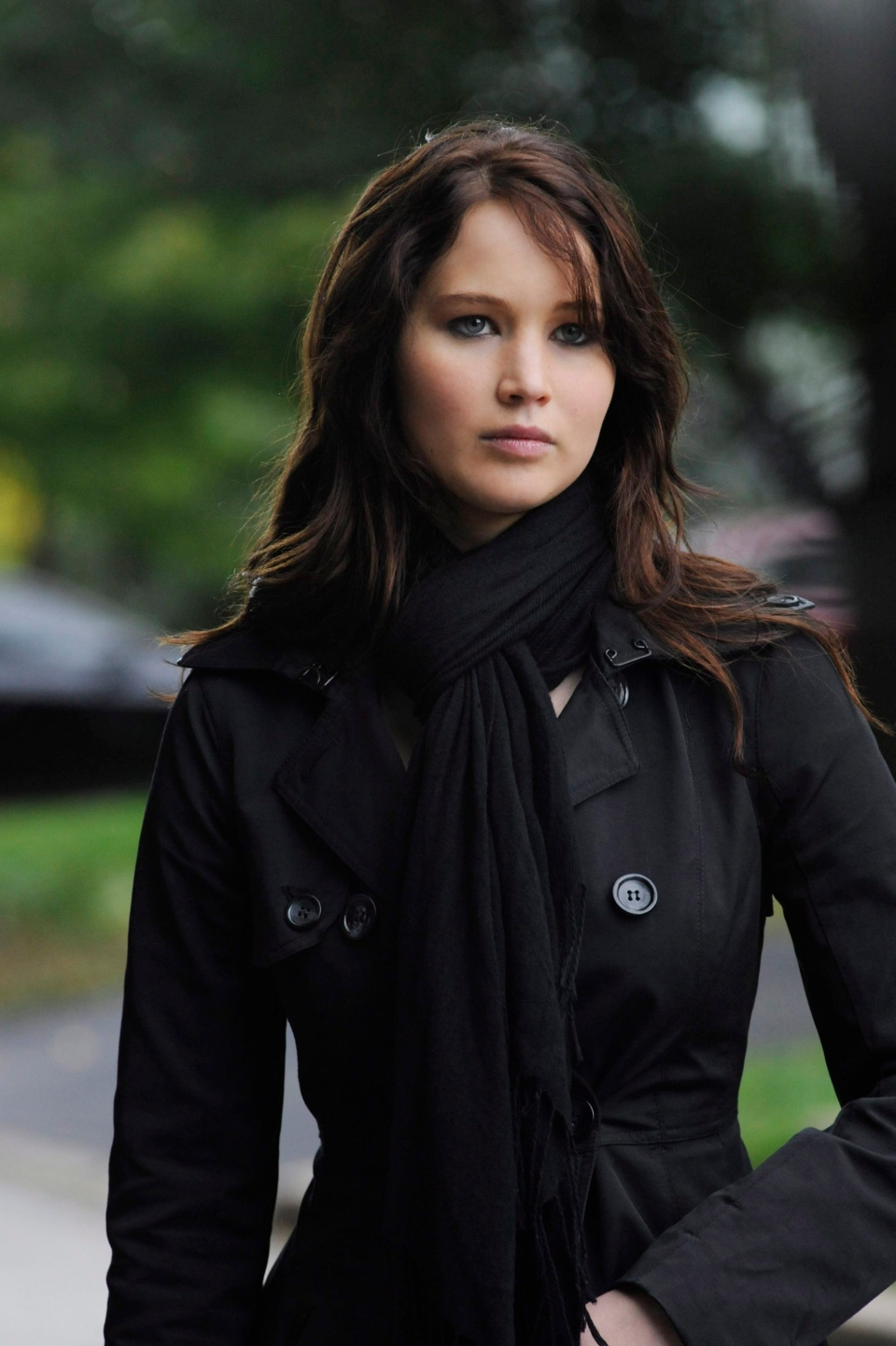 Jennifer Lawrence in Alliance Films' 'Silver Linings Playbook'